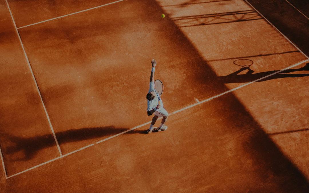 Le suivi ostéopathique du joueur de tennis